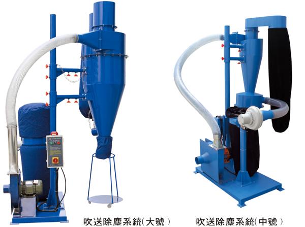 塑料吹送除尘系统(大号)