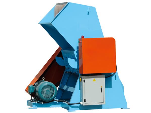 塑胶片材粉碎机
