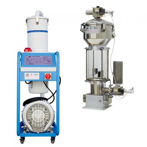 XAL-DAS自动吸料除粉/混合机
