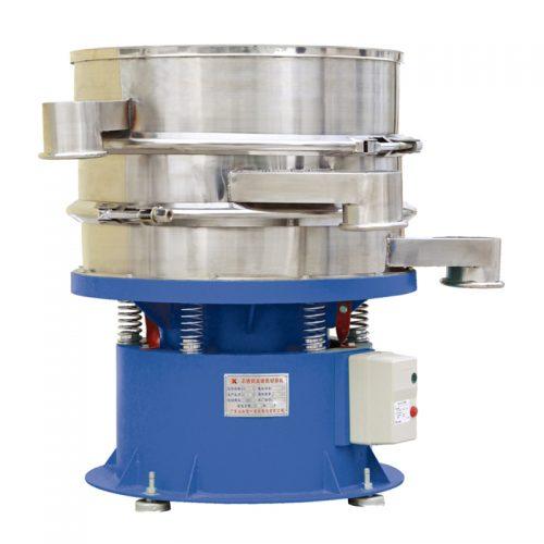 圆形震动筛料机