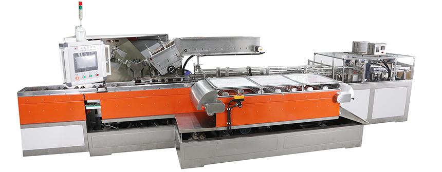 XY-HS型系列盒式自动包装机